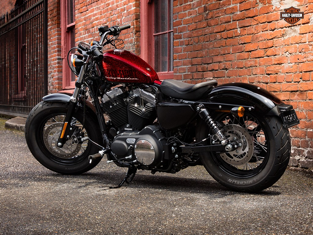 FORTY-EIGHT XL1200X
