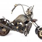 721688 - scrap motorcycle model