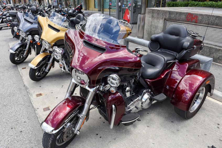 3輪(トライク)バイクに必要な免許は?バイク?それとも車扱い?