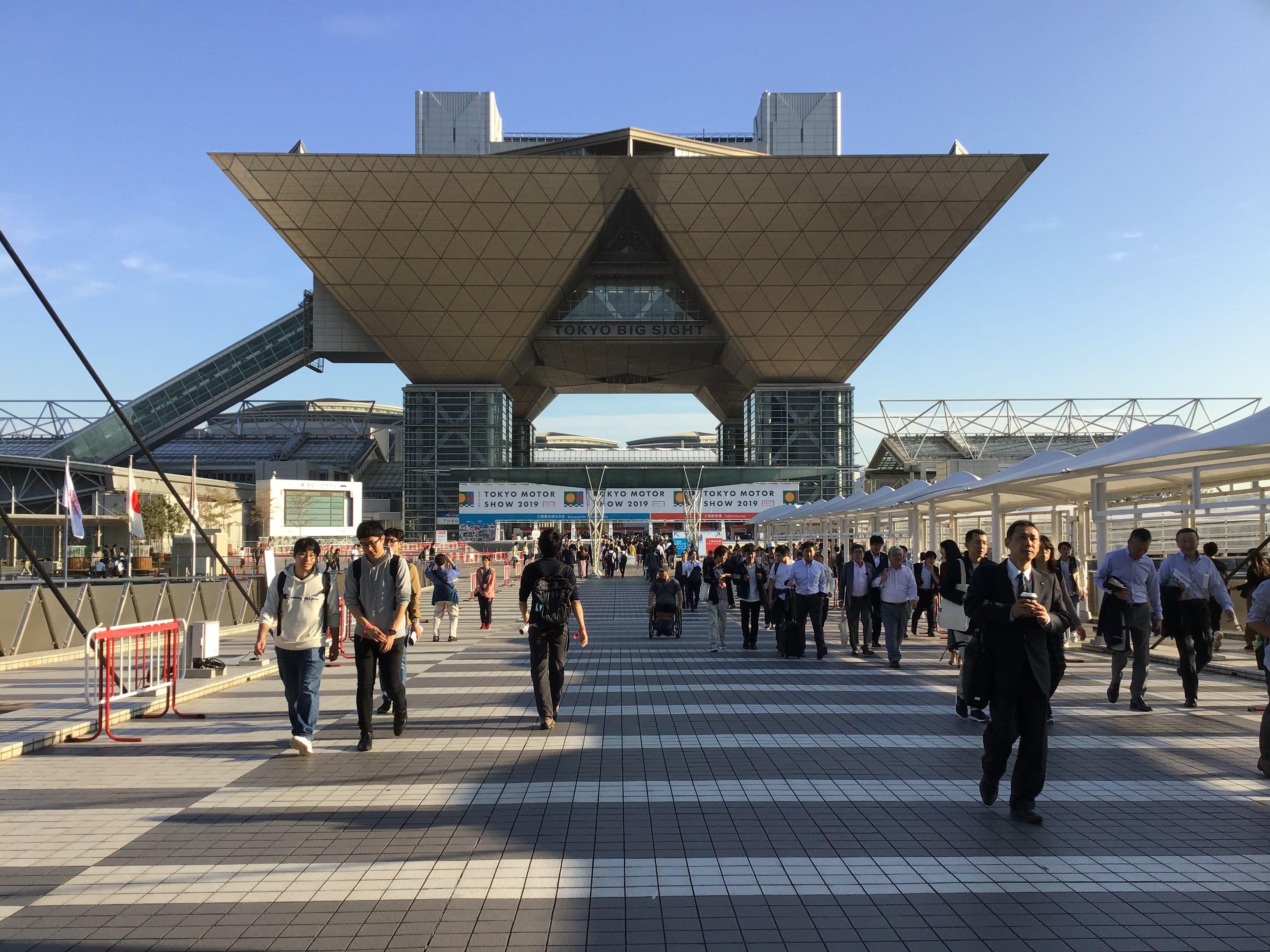 東京モーターショー2019 バイク展示まとめ~その2 ホンダ