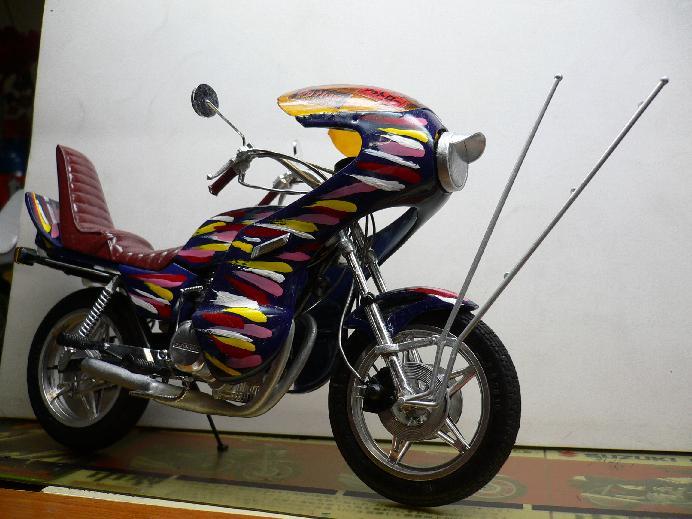 族車のバイク定番カスタムパーツまとめ!