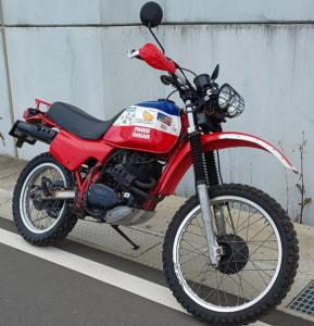 XL250R パリダカ